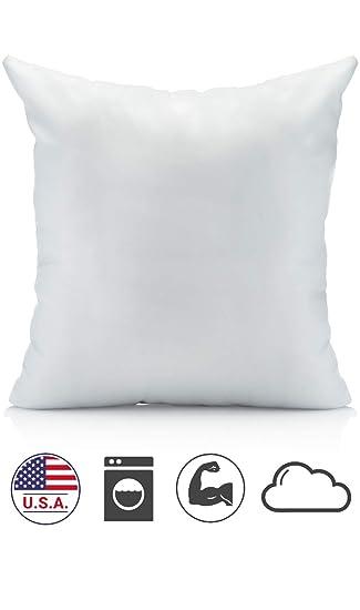Amazon.com: Oh, Susannah relleno de almohada 18x18 ...