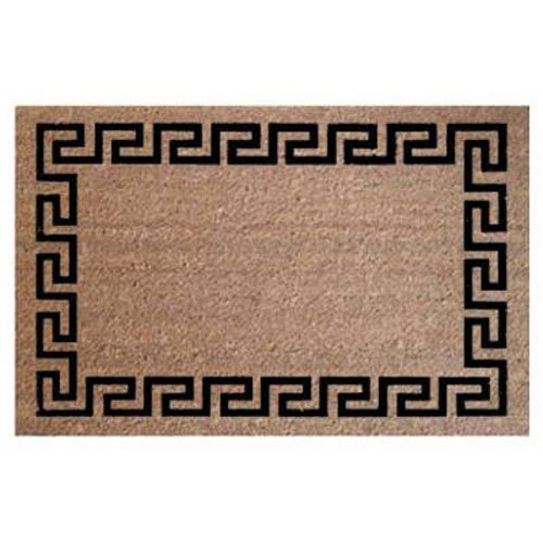 - PALM FIBRE PRIVATE 24x36Greek Coir Doormat