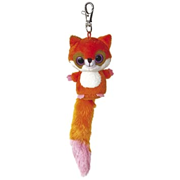 YooHoo & Friends - Llavero de peluche, Red Fox 8 cm, color ...