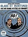Blake et Mortimer face aux grands mystères de l'humanité par Beaux Arts Magazine