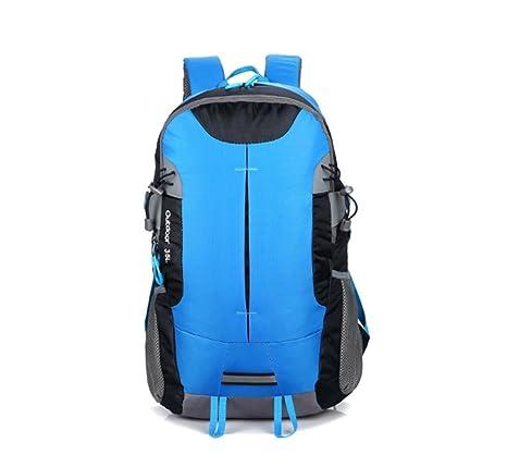 76900415e953 Amazon.com : JQXB Rucksack Backpack Travel Men and Women Waterproof ...