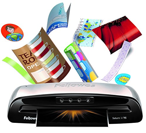 Fellowes 9.5 1 Minute with Laminating Kit