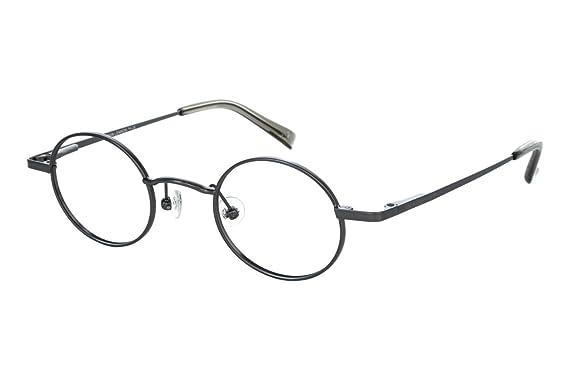 Amazon.com: John Lennon JL 260 Mens Eyeglass Frames - Antique Pewter ...