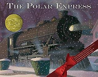 book cover of The Polar Express
