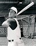 Ted Kluszewski Cincinnati Reds 8 x10 Photo - Mint Condition