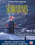 Submarines: Sharks of Steel (4DVD)
