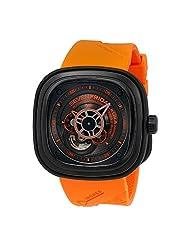 Sevenfriday P-Series Automatic Mens Watch P3/04 KUKA