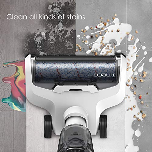 Tineco iFloor Cordless Wet Dry Vacuum Cleaner Powerful and Lightweight Hard Floor Washer with Self-Cleaning Brush by Tineco (Image #2)