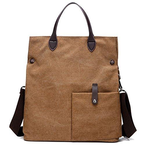 Handbag Vintage Canvas Shoulder Messenger Crossbody Bags Women Shopping Tote - Online Ferrari Shopping