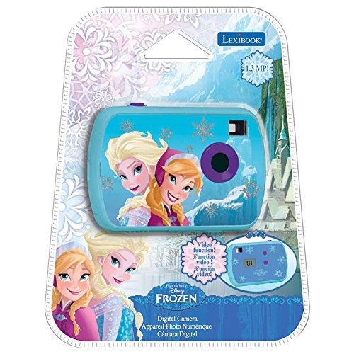 lexibook dj017fz appareil photo num rique reine des neiges 1 3 mp le magasin de jouets. Black Bedroom Furniture Sets. Home Design Ideas