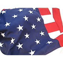 AMERICAN FLAG HEAVY DUTY 4x6 PREMIUM Commercial Grade 2-Ply PolyMax Polyester The BEST US FLAG 100% Made in USA Tough Durable Fade Resistant All Weather SEWN STRIPES EMBROIDERED STARS (4 by 6 foot)