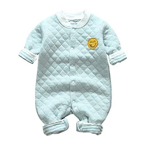 95sCloud Babyrompertje jongens meisjes pyjama overalls zuigeling speelpak babynachtkleding babykleding slaaprompers…