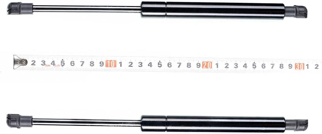 2x Gasfeder Gasd/ämpfer Heckklappe f/ür XK8 QEV Coupe 1996-2005 GJA3800BB