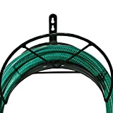 BTH Company Garden Hose Holder Wall Mount Hanger Durable, Heavy Duty and Long Lasting