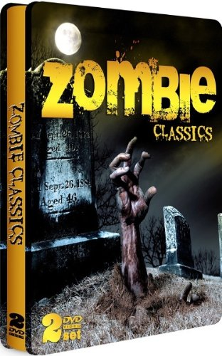 Zombie Classics – Collectors Edition Tin Movie Pack