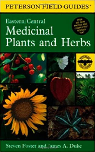 Medicinal Herbs And Plants Book