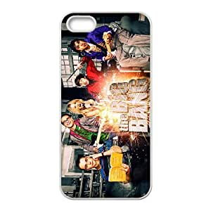 The Big Bang Theory For iPhone 5, 5S Csae protection phone Case ST056586
