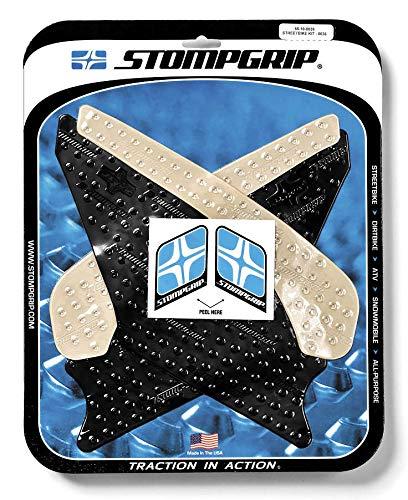 Amazon.com: Stomp Design Ninja 250R 08-12 N/Atank Kt Clr ...
