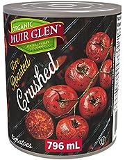 Muir Glen Organic Fire Roasted Crushed Tomatoes, 796-Milliliter