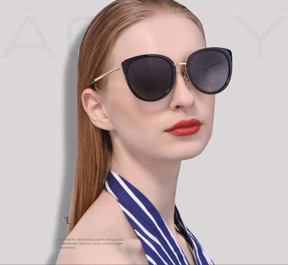 Wijider Occhiali da Sole da Uomo,Occhiali da Sole da Donna Stile Vintage Montatura in Metallo da Donna Occhiali da Sole Polarizzati Sfumature Occhiali da Donna Gafas A