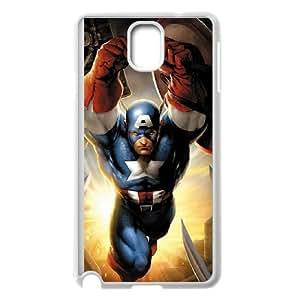 DIY Stylish Printing Captain America Cover Custom Case For Samsung Galaxy Note 3 N7200 V6Q822582