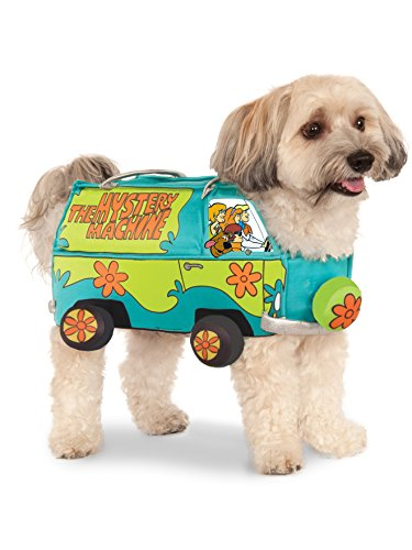Scooby-Doo The Mystery Machine Pet Suit, Small