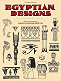 Egyptian Designs (Dover Pictorial Archive)