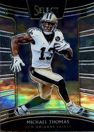 5cd92cbd Amazon.com: 2018 Select Football #41 Michael Thomas New Orleans ...