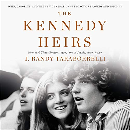 The Kennedy Heirs: John, Caroline and the New Generation for sale  Delivered anywhere in USA