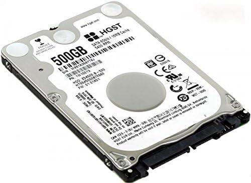Hitachi (HGST 500 GB 2,5 Pulgadas 5400rpm SATA3 (6 Gbps) 16 MB de ...