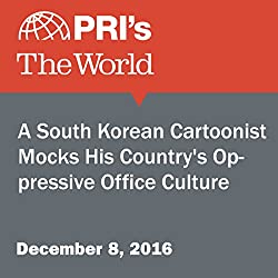 A South Korean Cartoonist Mocks His Country's Oppressive Office Culture