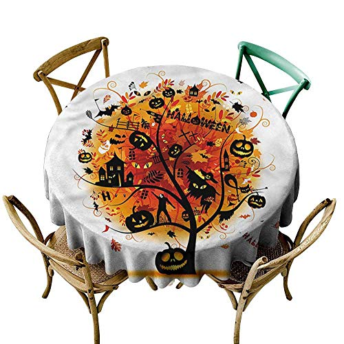 familytaste Halloween,Wholesale tablecloths Mystic Skull Elements D 36
