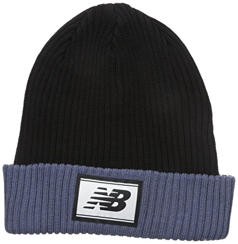 New Balance Earflap Winter Beanie, One Size, Vintage (New Earflap)