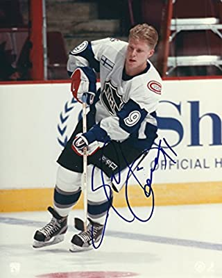 Autographed Saku Koivu 8x10 Montreal Canadiens Photo
