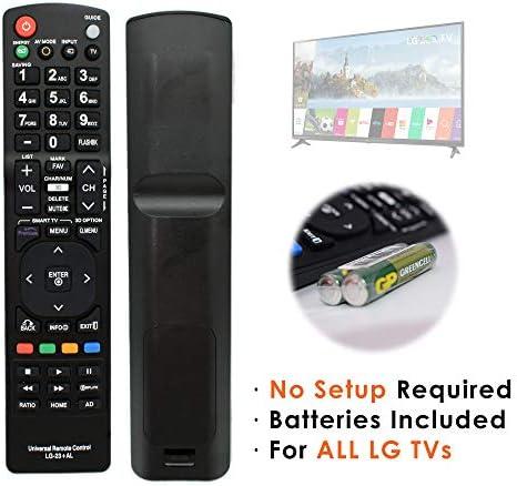 Connected Essentials - Mando a distancia para LG Smart TV original ...