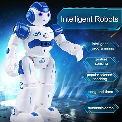 Control Smart Robot Action Walk Dancing Gesture Sensor Xmas Gift New ()
