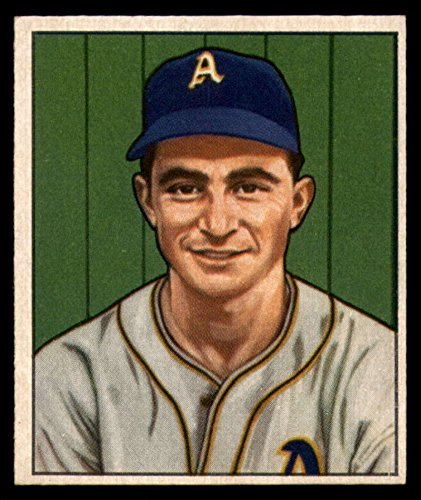 1950 Bowman #234 Bobby Shantz Athletics MLB Baseball Card (RC - Rookie Card) G Good