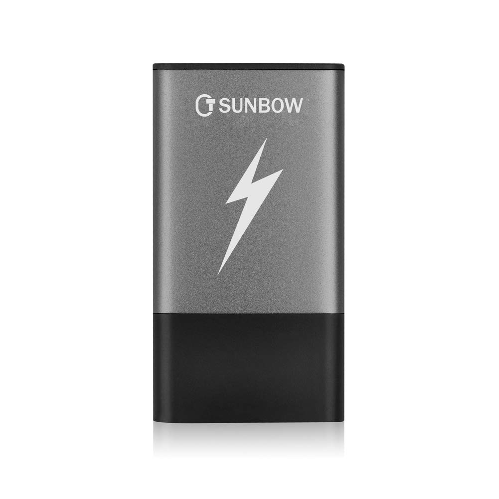 TC SUNBOW 500GB Portable SSD USB 3.0 NAND Flash External Solid State Drive