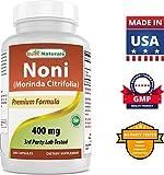 Best Naturals Noni 400 mg 240 Capsules