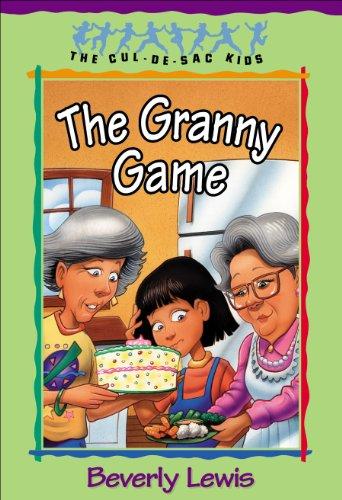 The Granny Game Cul De Sac Kids Book 20 By