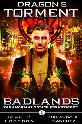 Dragon's Torment (Badlands Paranormal Police Department Book -