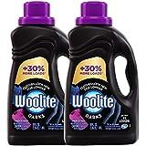 Woolite DARKS Liquid Laundry Detergent, 100oz (2X50oz), With Color Renew, HE & Regular Washers