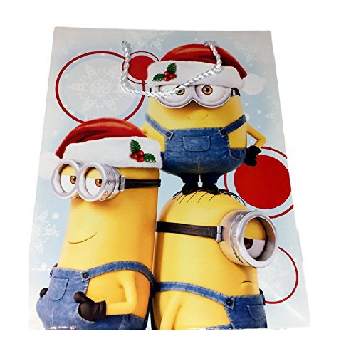 Large Licensed Gift Bag (Minions)