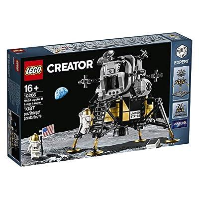 LEGO Creator 10266Confidential, Multi-Colour: Toys & Games