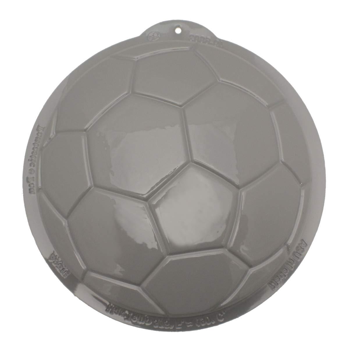 CK Products 49 - 6003 plástico balón de fútbol para tartas, color ...