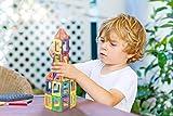 Magnetic Tiles Building Blocks Toys, 40 Pcs
