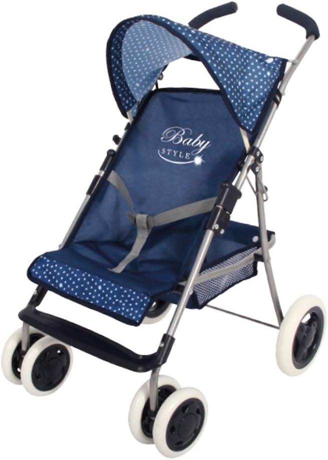 ColorBaby -  Sillita de Muñecas Plegable Baby Style CBtoys (44917)