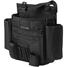 Ultimate Arms Gear Deluxe Car Seat Storage Tactical Gear Organizer Great for Police, Ranger and Security