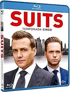 Suits - Temporada 5 [Blu-ray]