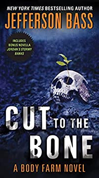 Cut To The Bone by Jefferson Bass ebook deal